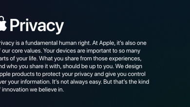 Photo of Apple Refreshes its Privacy Site To Reinforce Steps Taken To Ensure Customer Privacy