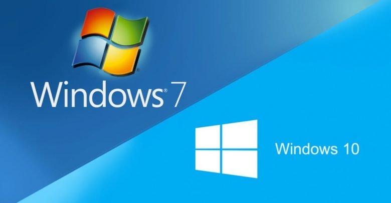 Windows 7 free upgrade offer