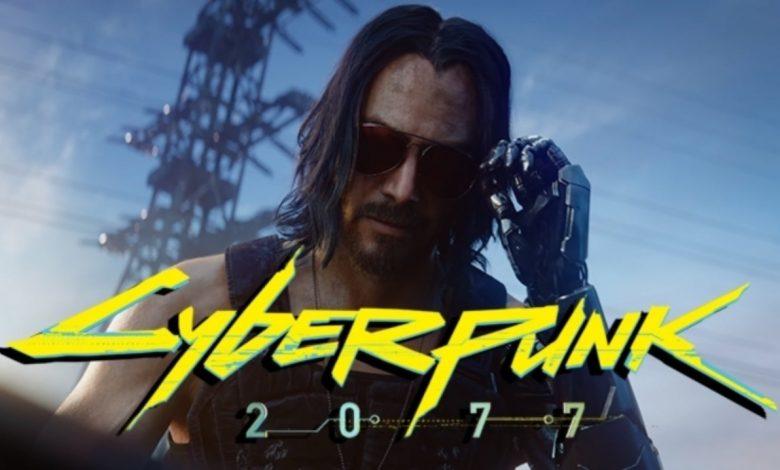 Cyberpunk 2077 cover