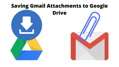 Photo of Saving Gmail Attachments to Google Drive
