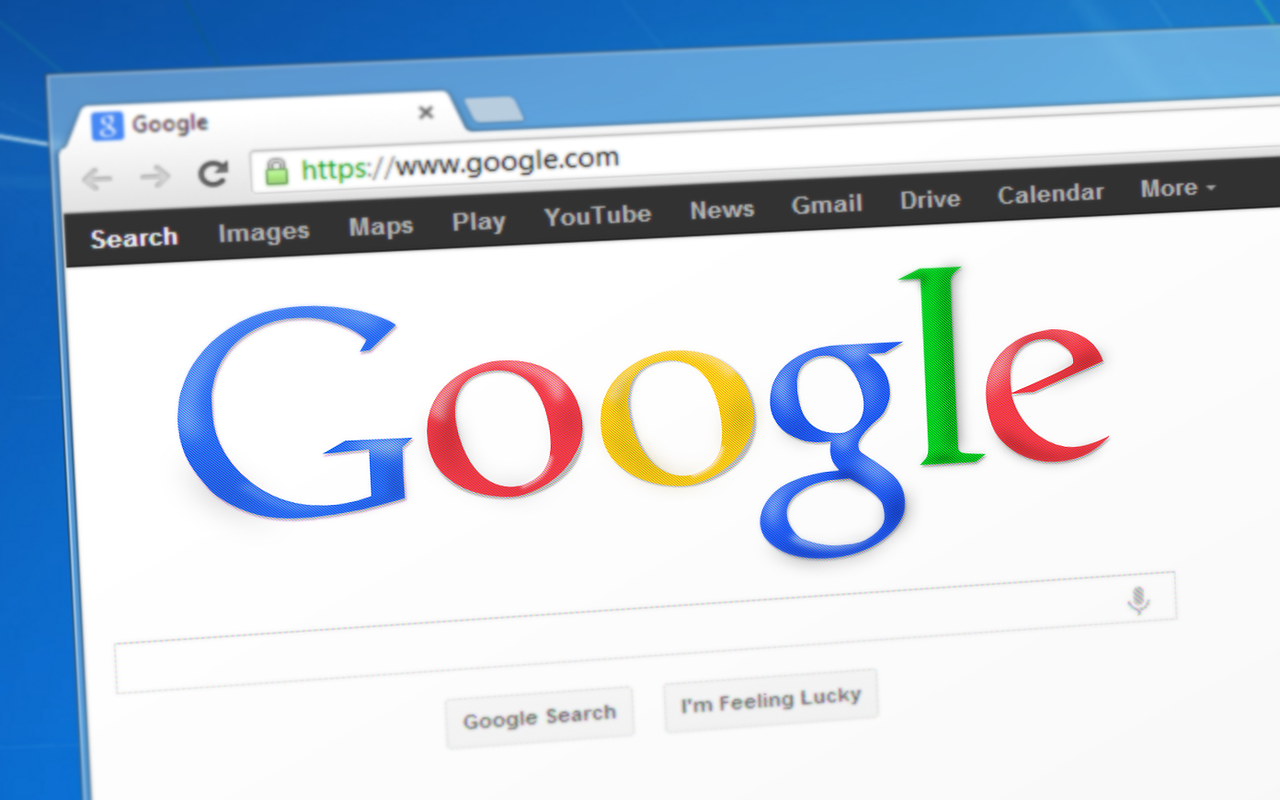 How to enable real search box chrome
