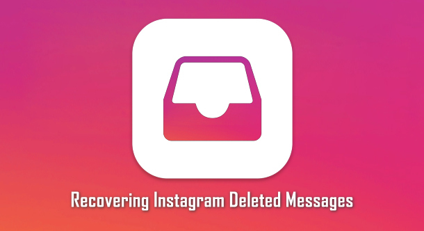 Wiederherstellen instagram nachrichten gelöschte Wiederherstellung von