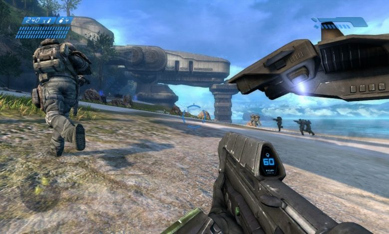 Halo Combat Evolved Anniversary Pc Beta Testing Goes Live