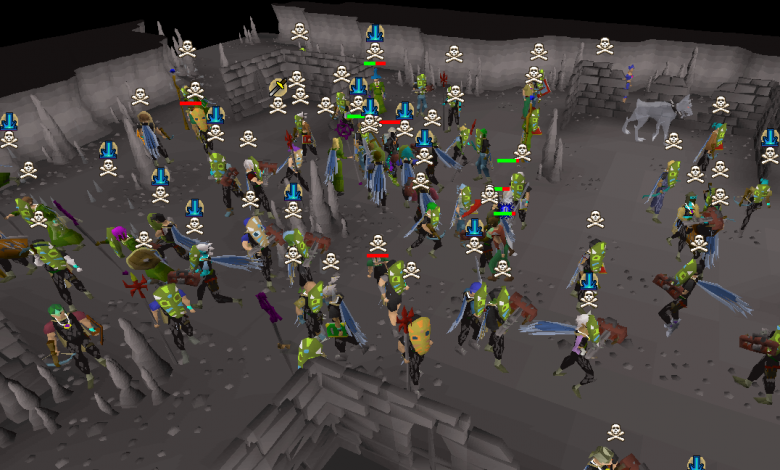 "Photo of Old School RuneScape Suspends Bounty Hunter Worlds Due To ""Gold Farming"" Concerns"