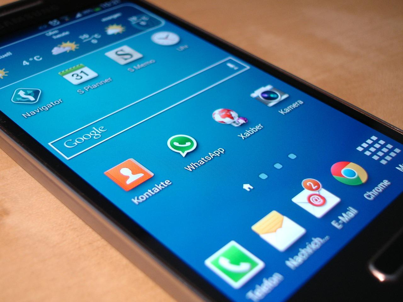 Android Bug Kamera Hintergrund