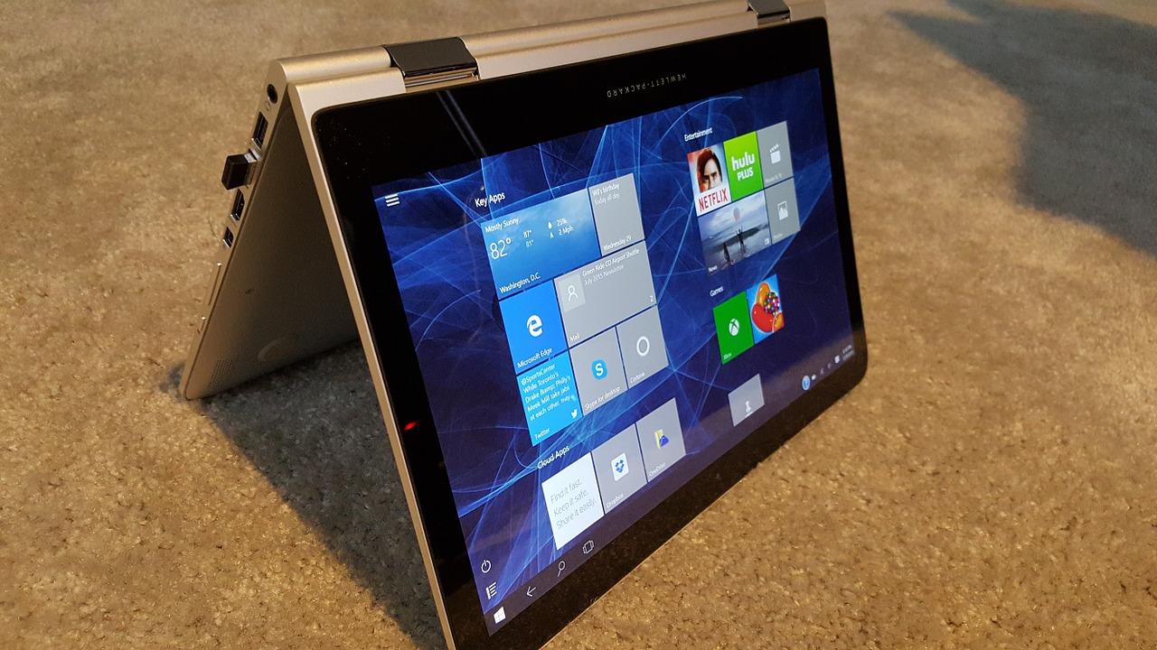 Get Windows 10 laptop selector tool
