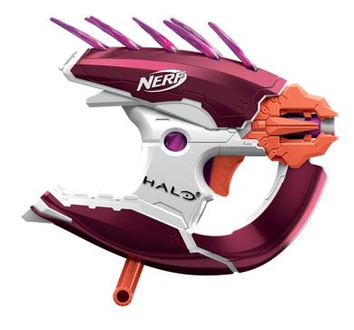 Halo Nerf