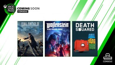 Photo of Xbox Game Pass Will Add Final Fantasy XV, Wolfenstein: Youngblood, and Death Squared in February