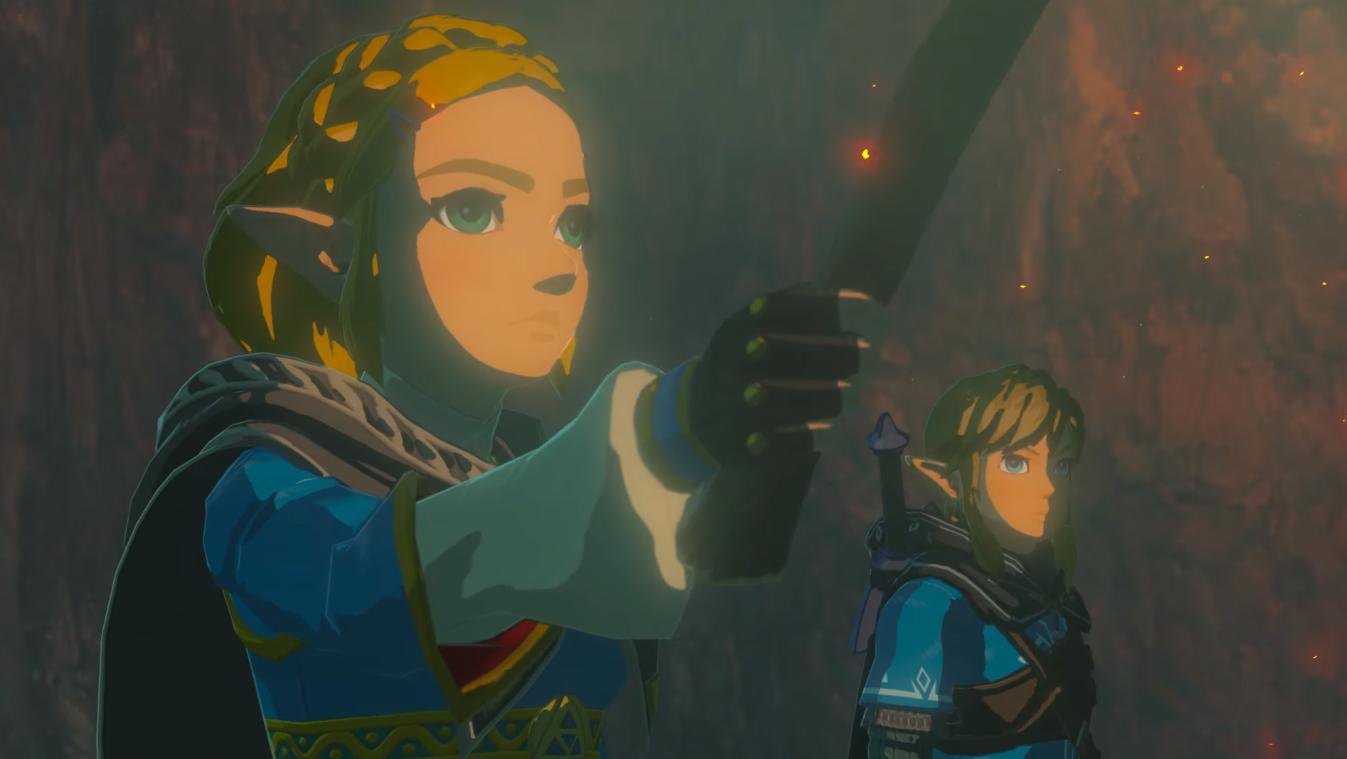 Legend of Zelda Bond of the Triforce