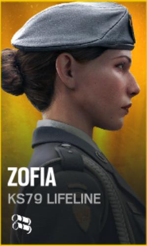 Zofia Elite Skin