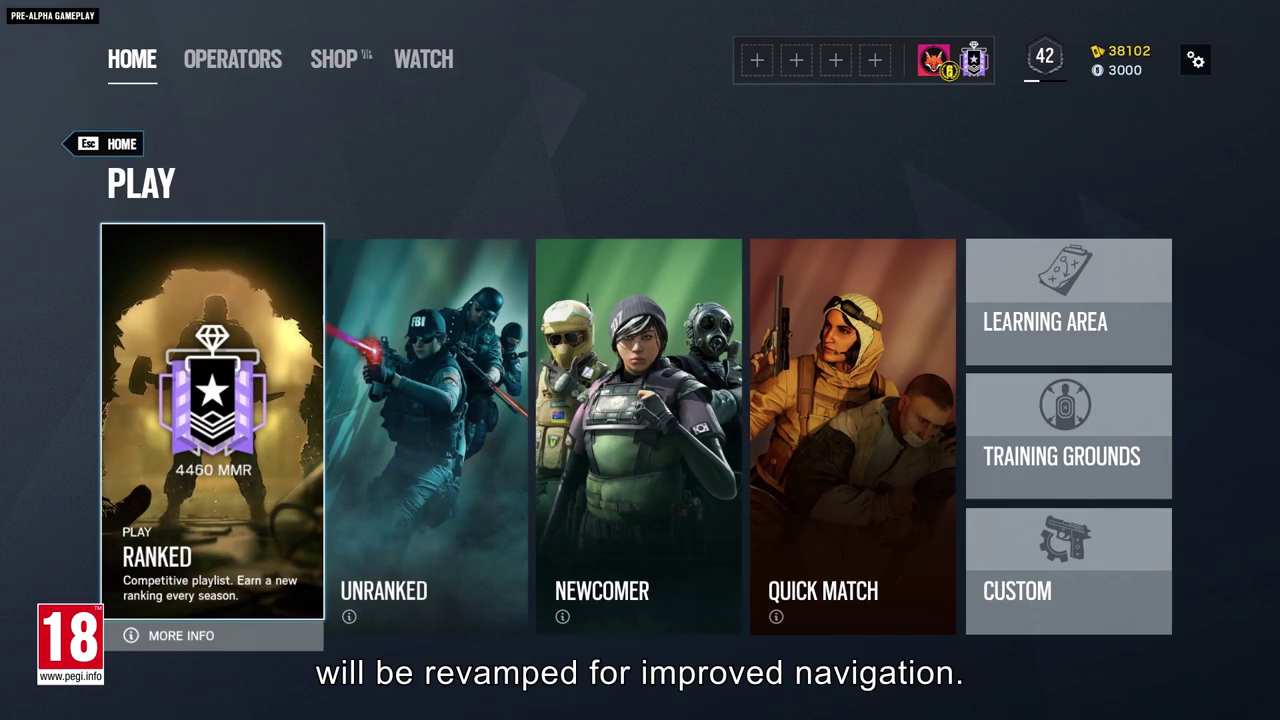 Player Hub