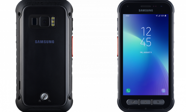 Photo of Samsung XCover FieldPro Posted on AT&T's Website: Supports Rugged Design, S9 Processor & a Hefty Price Tag