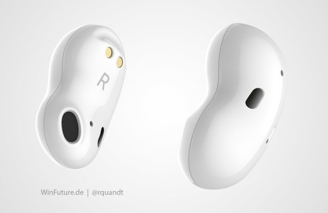 Photo of Leaks Show the Upcoming Rendition of The Galaxy Buds: New Design & Speaker System