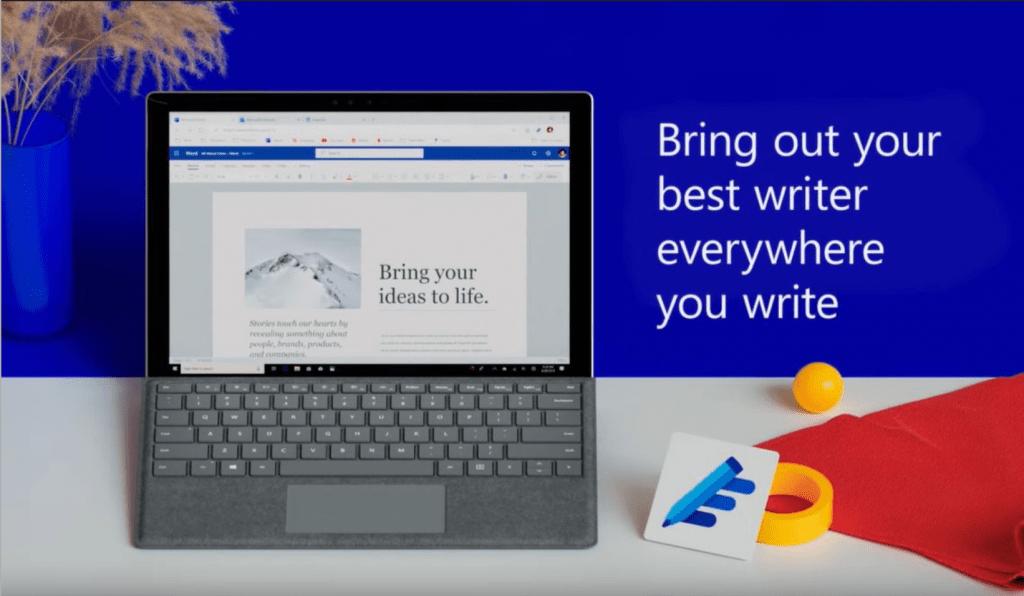 Microsoft Editor Grammarly