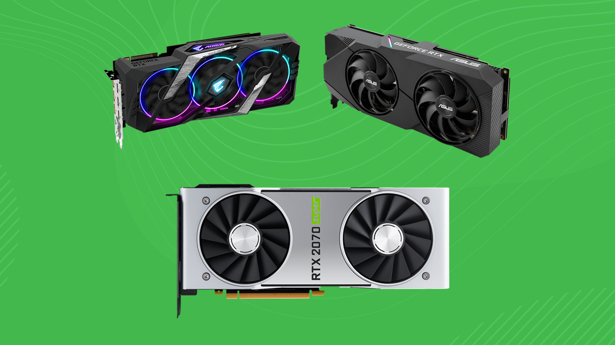 RTX 2070 Super Graphics Cards in 2021