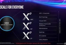 Photo of Intel Xe GPU Optimized For High-End Gaming Arriving Early Next Year Branded As 'Xe-HPG'