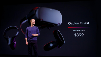 Photo of Facebook Oculus Quest 2 VR Headset Latest Edition Leaks With 2K Per Eye Res. 6GB RAM, Latest Snapdragon XR-2 SoC
