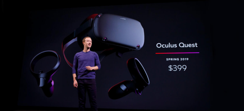 Photo of Oculus To Unify With Facebook Account Sign-In And Phase Out Separate Accounts