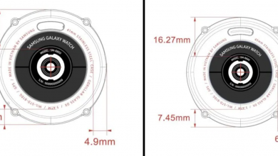 Photo of FCC Documents Reveal Specs For Next Generation of Galaxy Watch: Military Grade Protection, Two Sizes & Rotating Dial