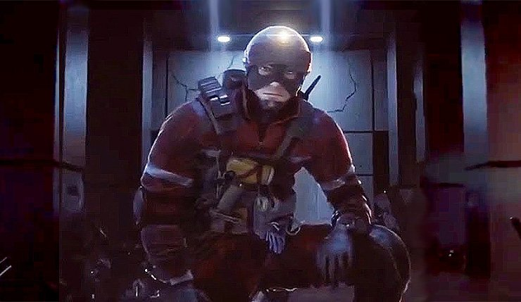 Rainbow Six Siege - Ace