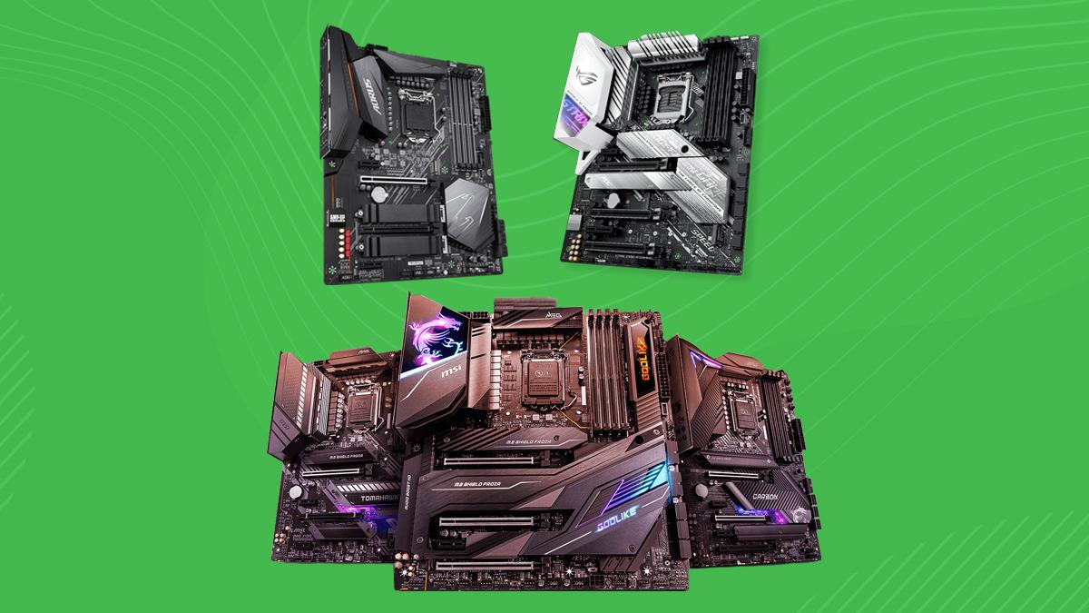 Best Motherboards For i7 10700K and i9 10900K