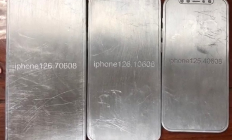 Photo of CAD based Moulds of the iPhone 12 Series Leaked: Not Much Different Apart for A Boxy Design