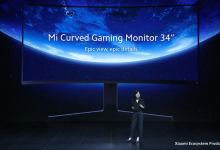Photo of Xiaomi Launches Mi Curved Gaming Monitor, A 34-inch 144Hz WQHD Display at an Insane Price