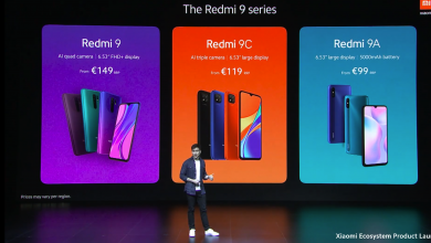 Photo of Xiaomi Announces The Redmi 9 Series: The Budget Series Starts at a Whopping 99 Euros
