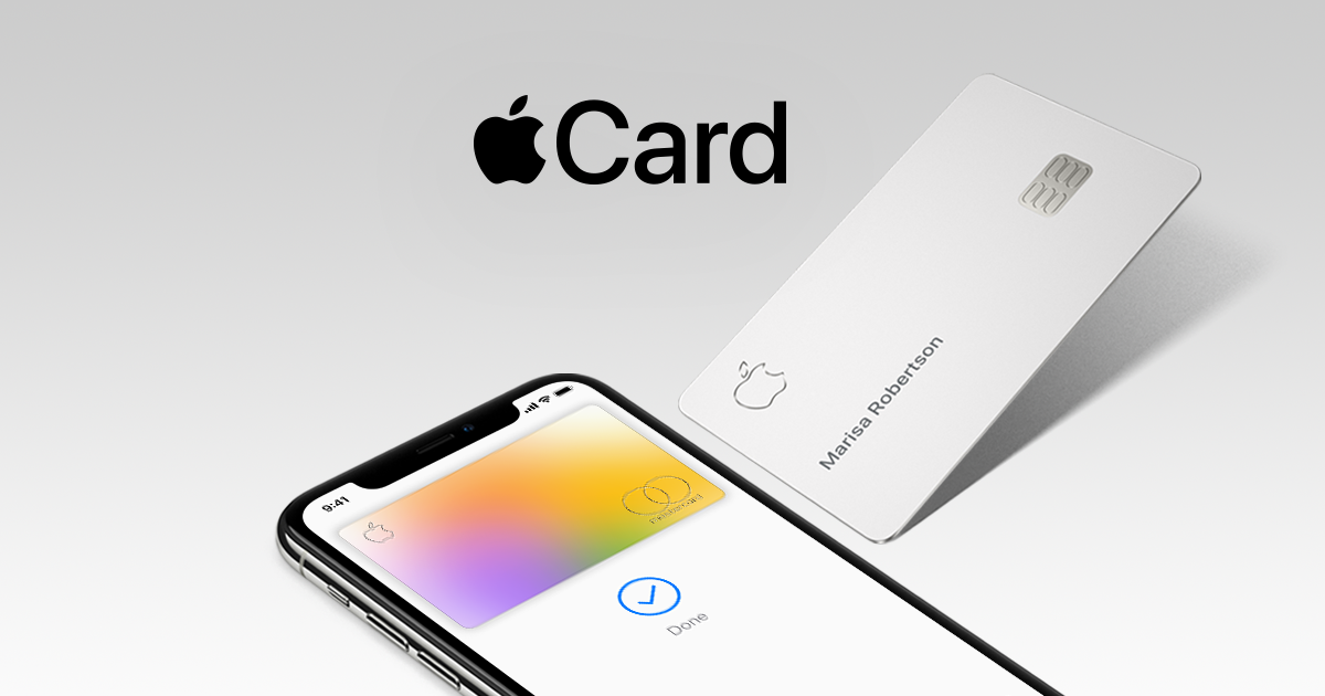 Apple Launches an Apple Card Web Portal