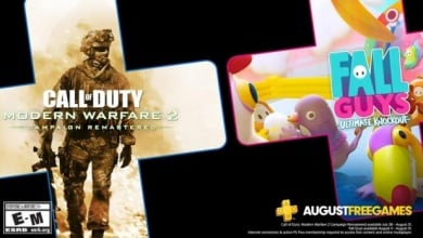 Photo of PlayStation Plus offers Call of Duty Modern Warfare 2 Remaster and Fall Guys: Ultimate Knockout for August