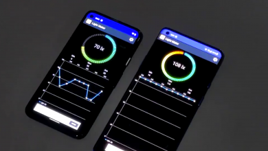 Photo of Google Pixel 4a Ambient Sensor Shows Issues: Fluctuating Readings on The Sensor May Cause Problems in Adaptive Brightness Control