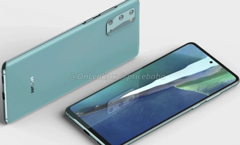 Photo of Leaks and Renders Give More Insight into The Upcoming S20 FE: SD865, 120Hz, 4500mAh Battery & a Possible $750 Price Tag