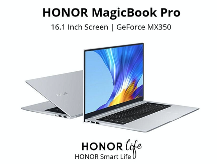 Photo of Honor MagicBook Pro 2020 Ryzen Edition Launched With Large Full HD+ Screen, 16GB RAM, And Many Other Features