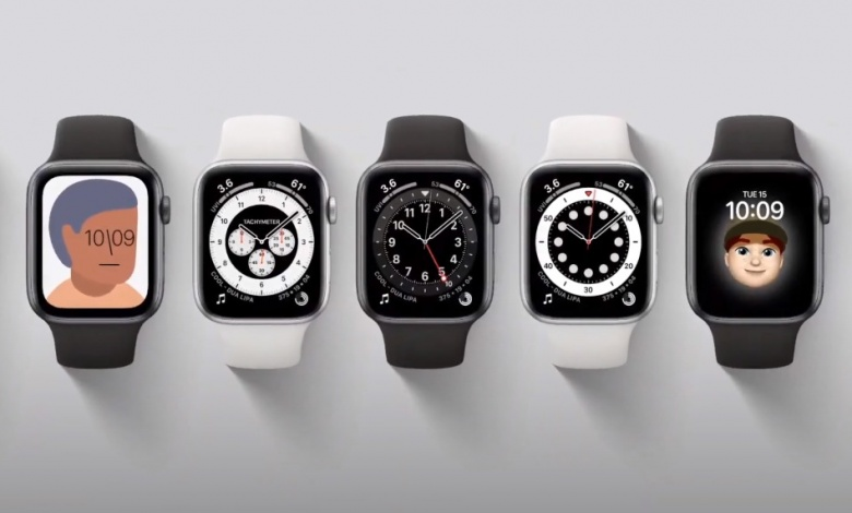 Photo of Apple Announces The Apple Watch Series 6 & the Budget SE