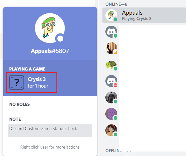 add games to discord