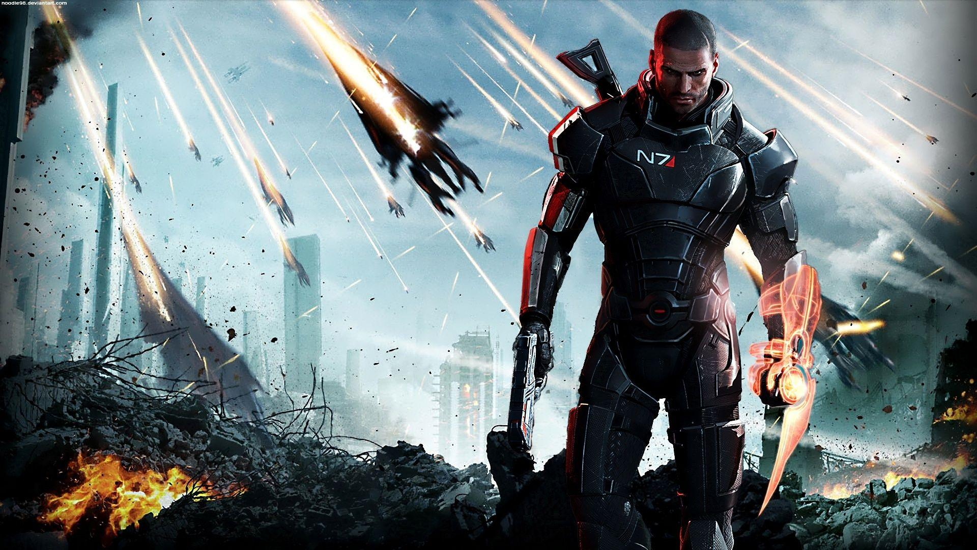 Mass Effect Remastered Trilogy