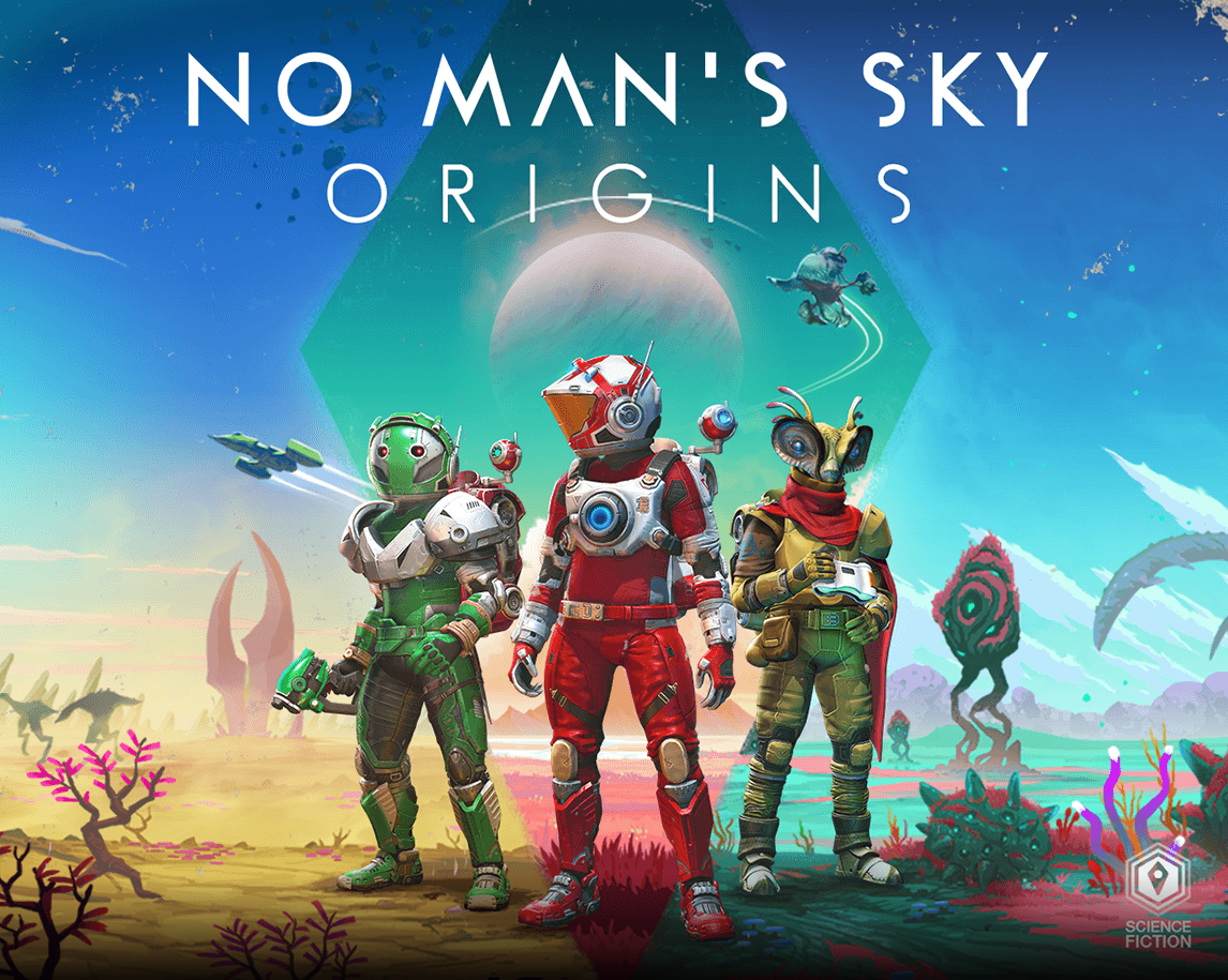 No Man's Sky: Origins update: Everything that's new