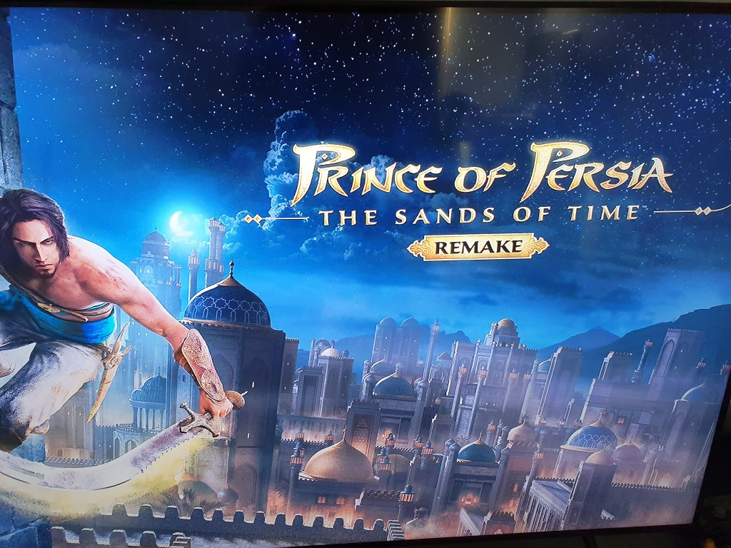 Prince of Perisa Remake