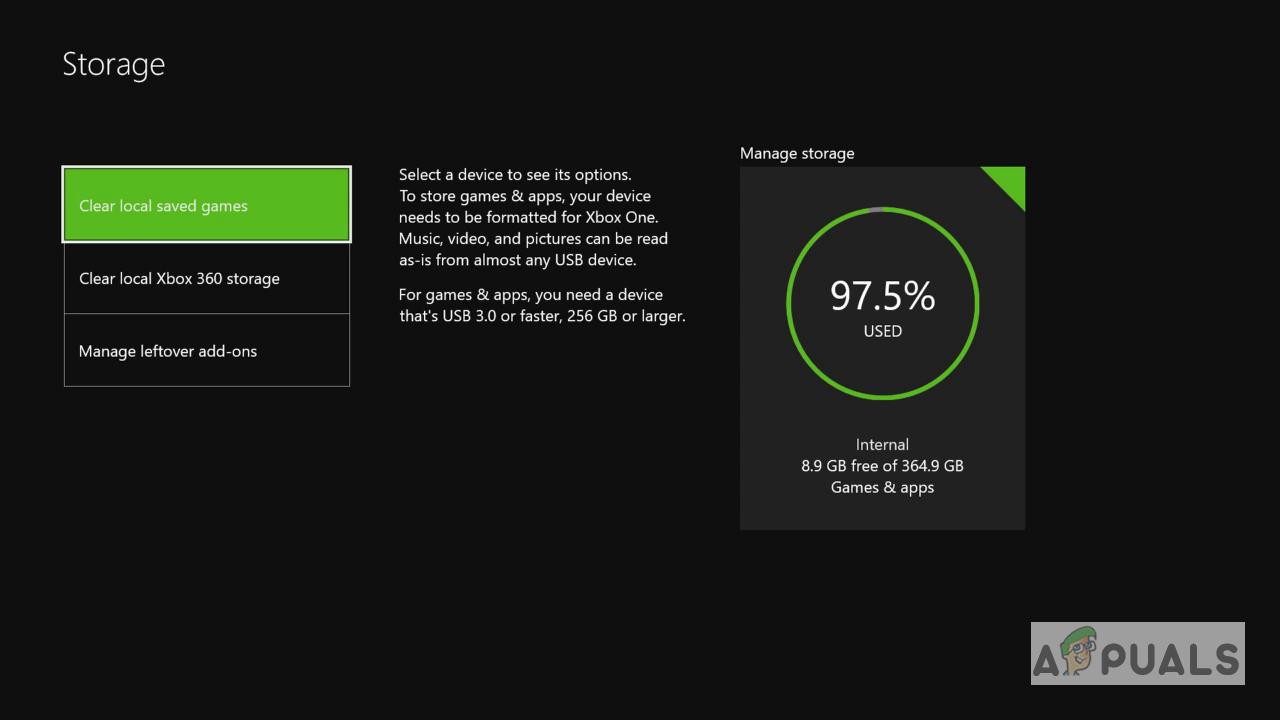 [FIXED] Xbox One X Error Code 0x800704cf - Appuals.com
