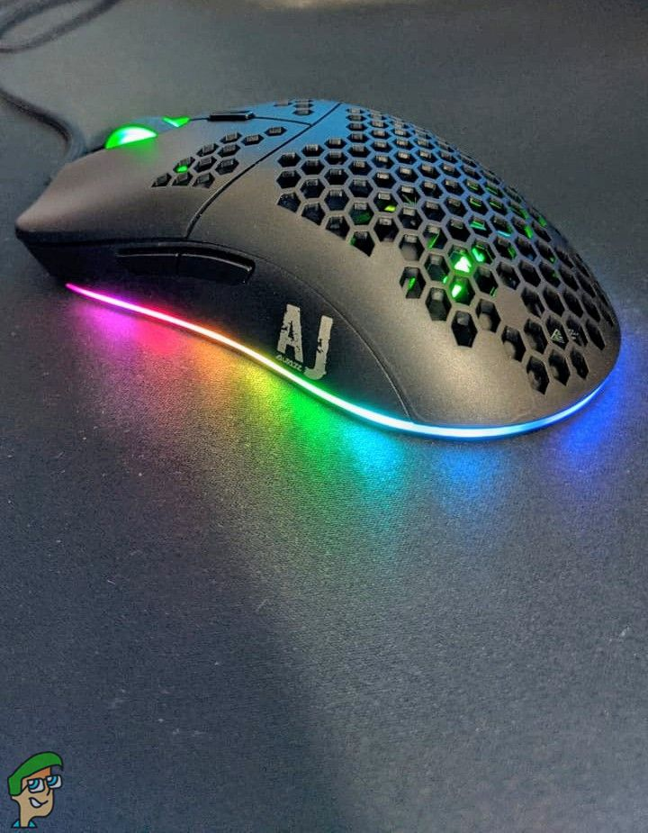 Ajazz AJ390 Lightweight Gaming Mouse Review