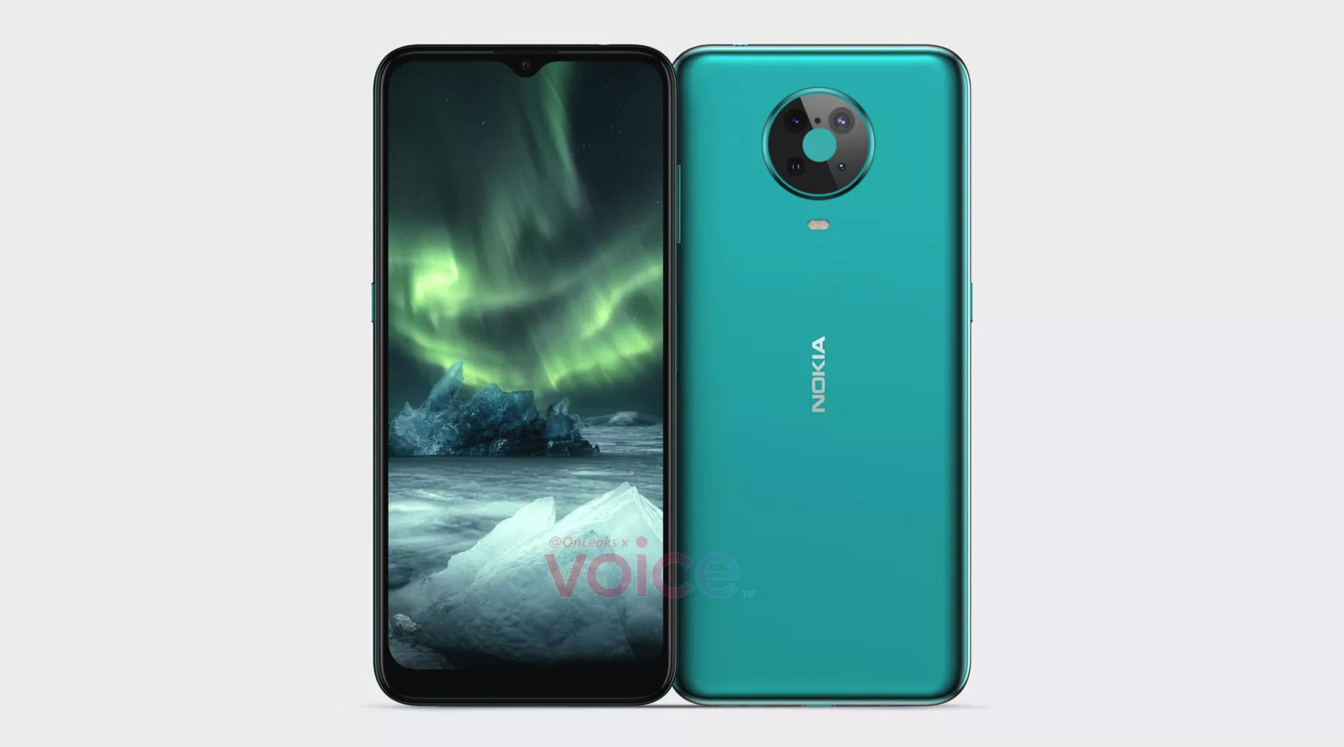 Nokia 6 2021