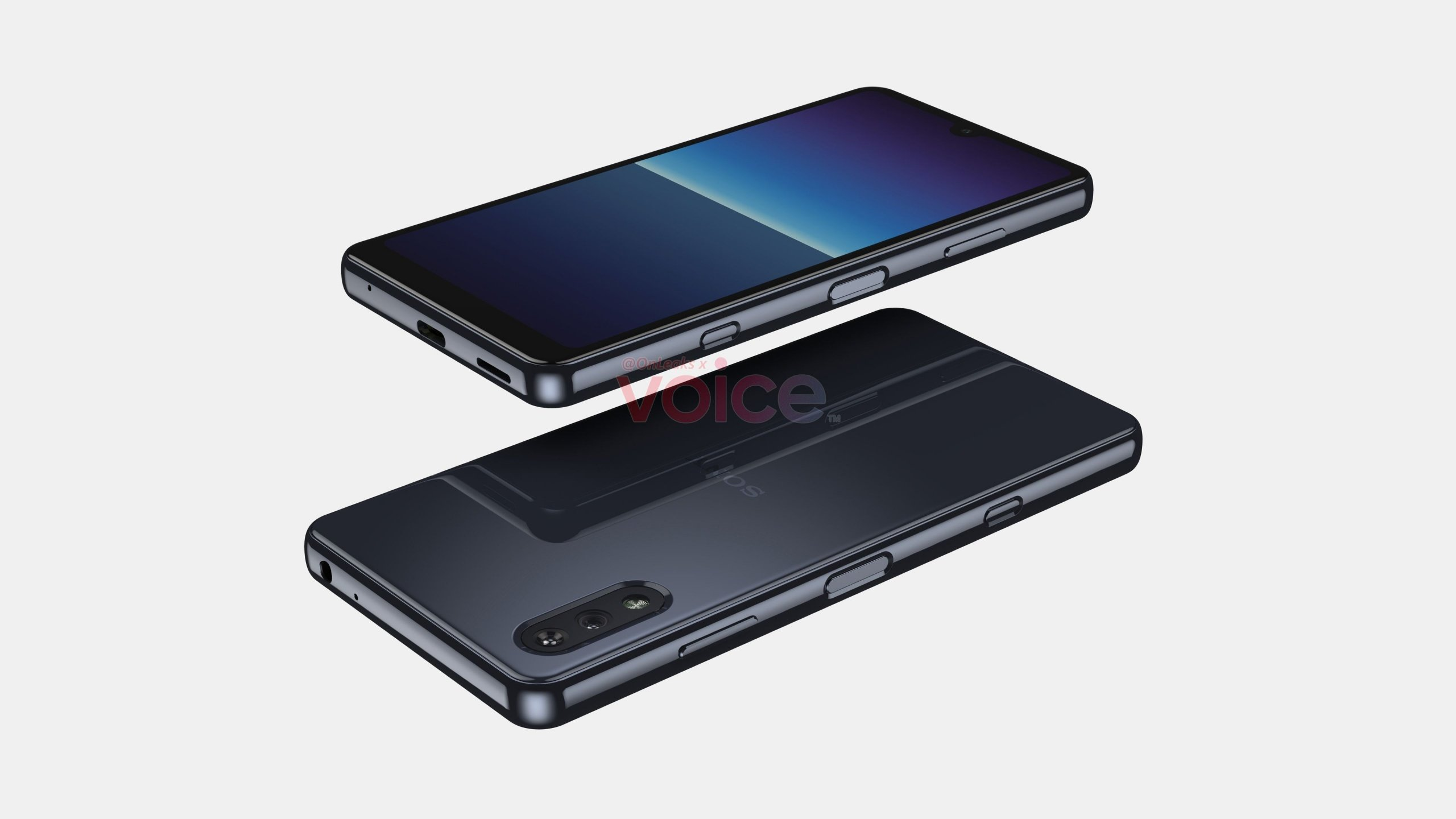 Sony Xperia Compact first look revealed: Renders