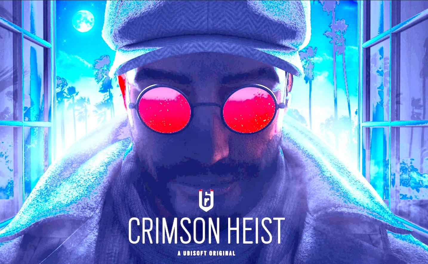 Crimson Heist Splash Screen