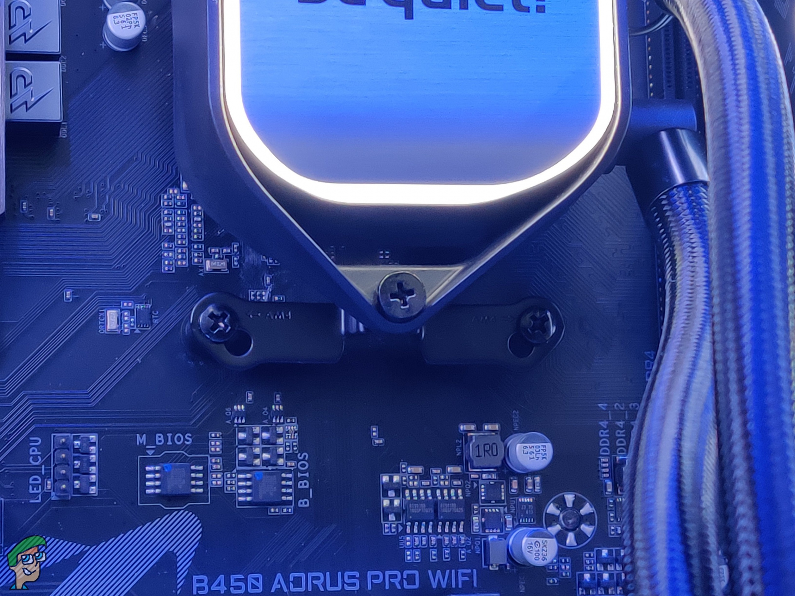 be quiet! Pure Loop 240mm AIO CPU Cooler Review