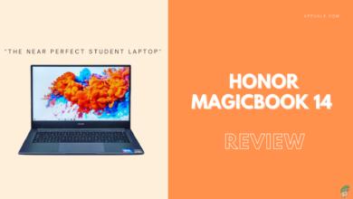 Honor MagicBook 14 2021 Review