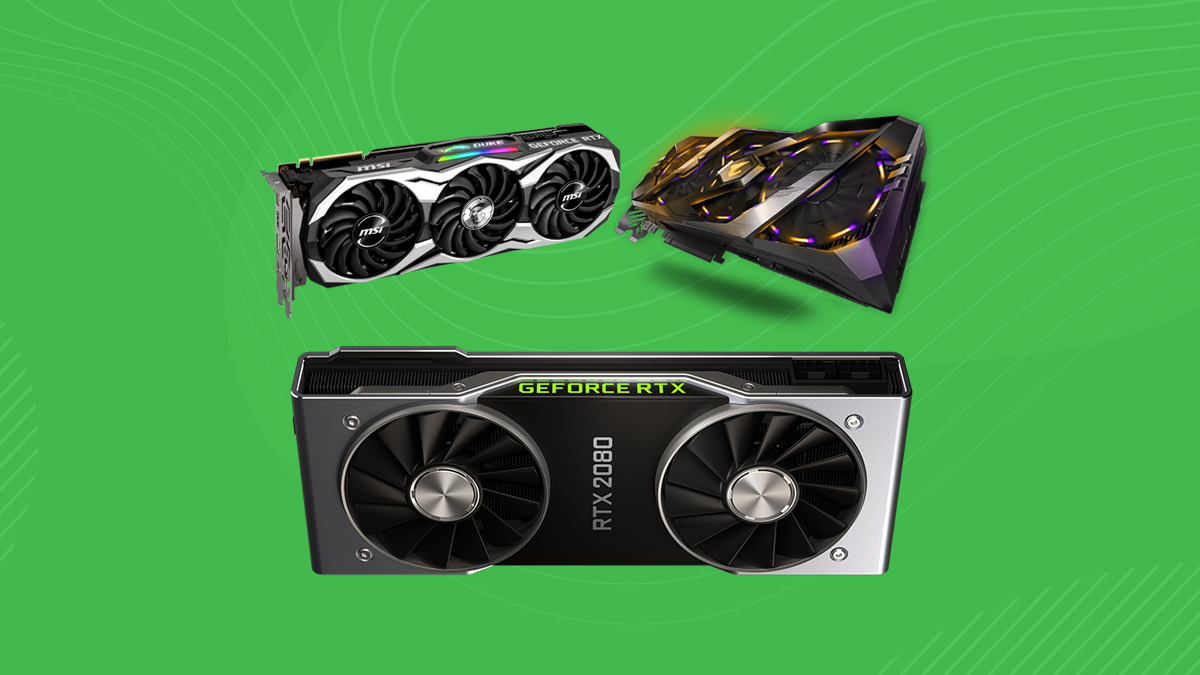 Best RTX 2080 Graphics Cards