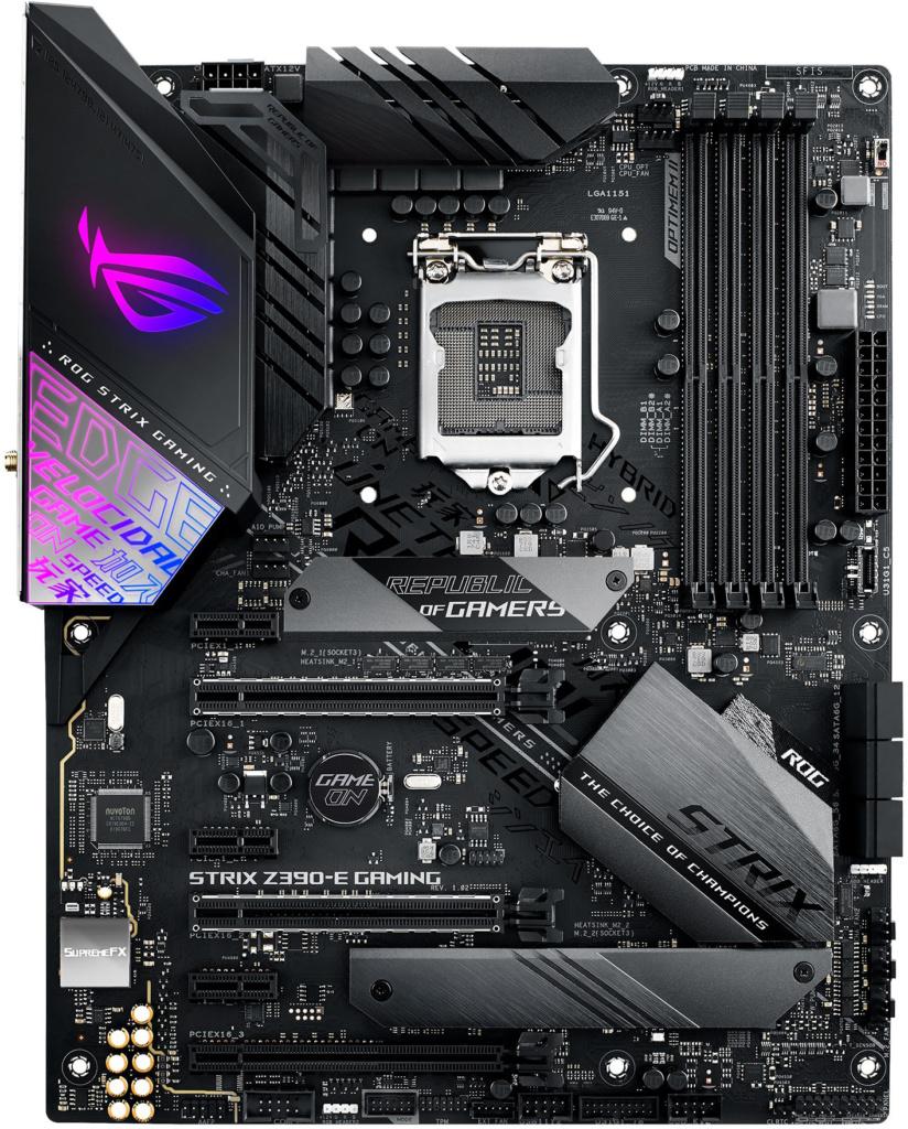 Best High End Motherboard for i9 9900k