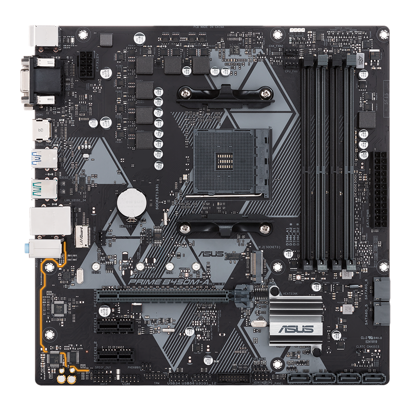 Budget AM4 Motherboards