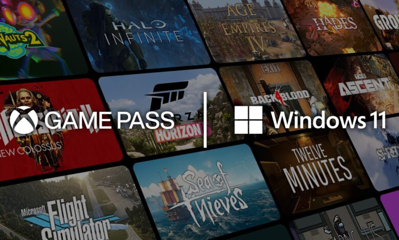 Game Pass and Windows 11