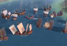 Age of Empires IV Naval Warfare